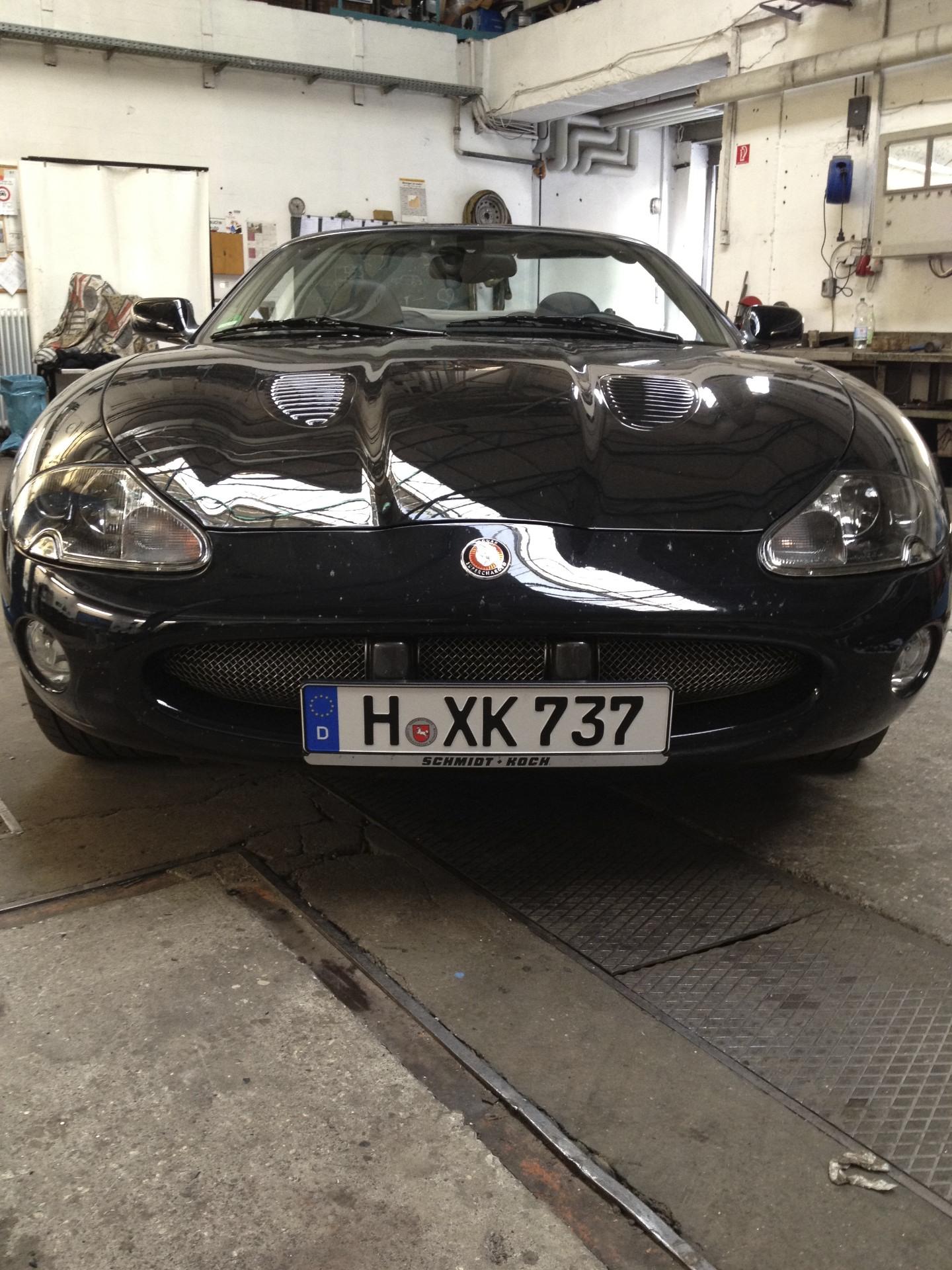 Jaguar XKR X100